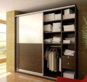 раздвижные двери в шкафах-купе воронеж