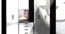 шкафы-купе воронеж серебро