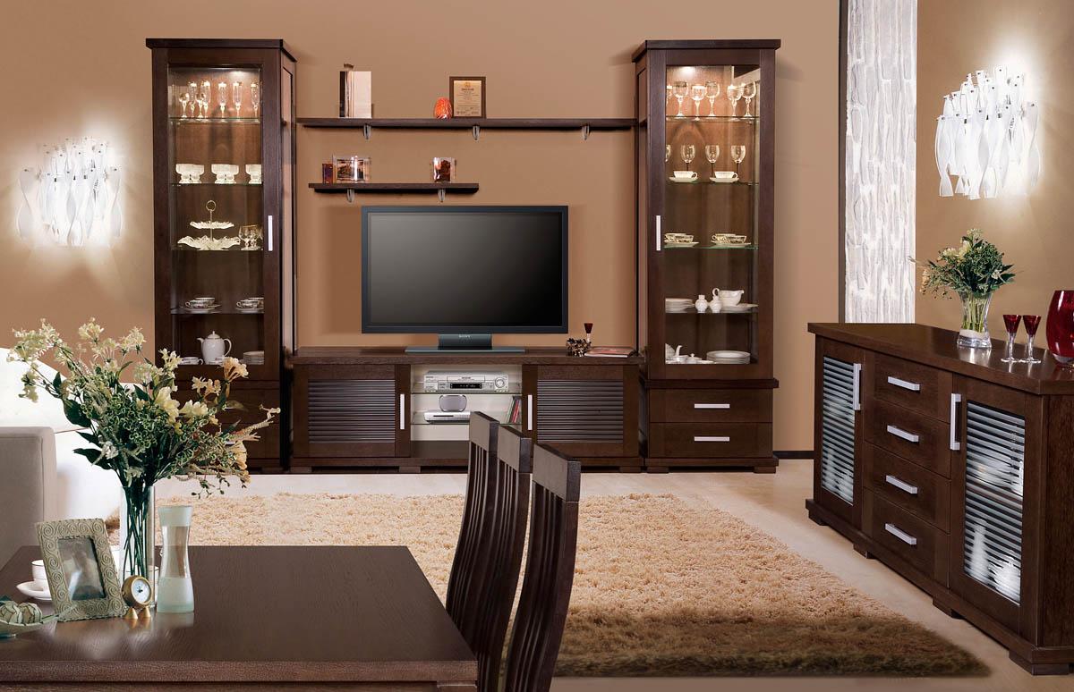 корпусная мебель из натурального массива