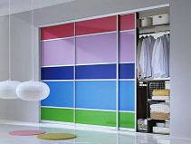 Алюминиевая система для шкафов купе ABSOLUT шкафы-купе воронеж