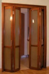 HOLZ складные раздвижные двери воронеж