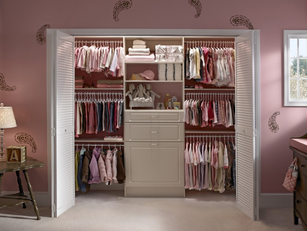 удобные гардеробные